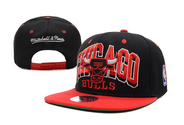 Chicago Bulls NBA Snapback Hat XDF272